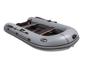 Лодка ПВХ Пиранья 330 X5 SL со стрингерами надувная под мотор